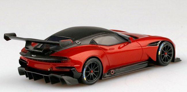 truescale miniatures aston martin vulcan red. Black Bedroom Furniture Sets. Home Design Ideas