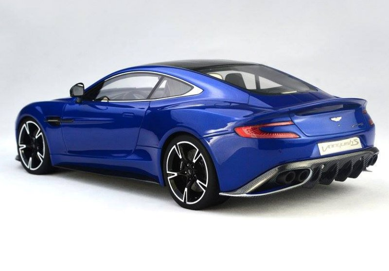 aston martin vanquish cobalt blue. martin vanquish s in blue with carbon fibre accents not sure if the model is from their avanstyle brand but we do know it resin and sealed aston cobalt