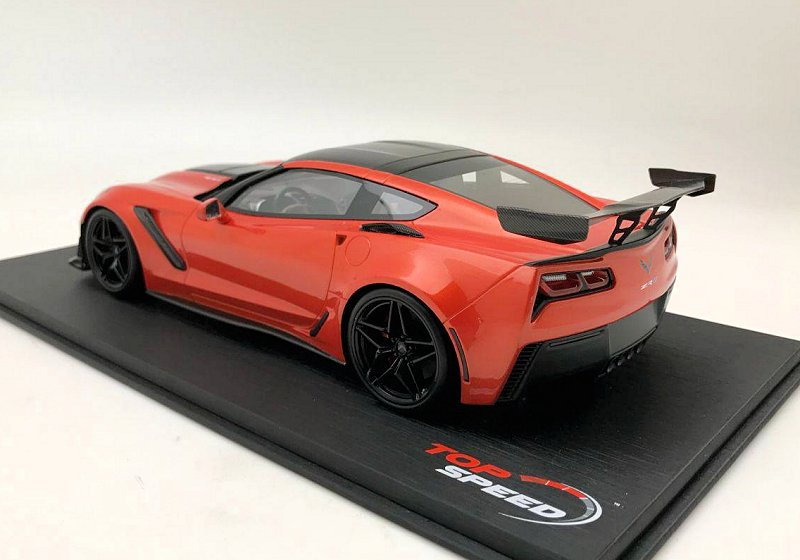 first look topspeed 2018 chevrolet corvette zr1