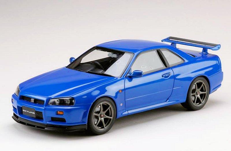 Hobby Japan Nissan Skyline GTR V.Spec 1999 (BNR34)