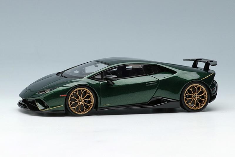 Make Up Lamborghini Hurac 225 N Performante Ad Personam Pb Diecastsociety Com