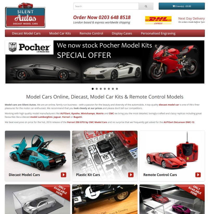 Silent Autos New Stock BBR & CMC Models, Reduced Prices ...