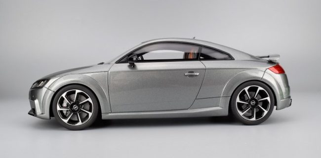 REVIEW GT Spirit MKIII Audi TTRS DiecastSocietycom - Audi recent model