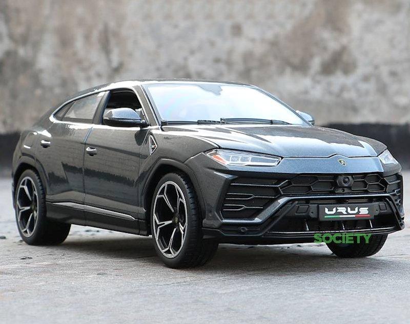 First Look Bburago Lamborghini Urus Diecastsociety Com