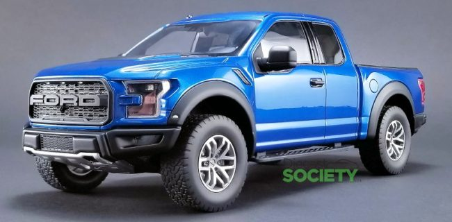 Acme Confirms  Ford Raptor