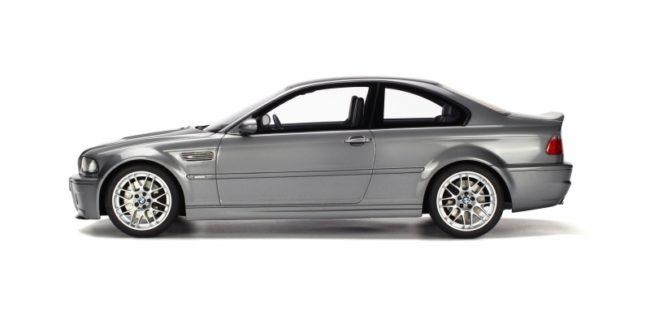 OttOmobile New 1:12 BMW M3 CSL • DiecastSociety.com