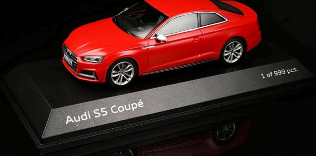Paragon Models Audi S Coupe DiecastSocietycom - Audi base model