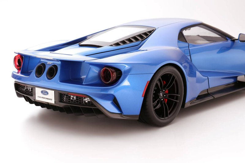 The Detail Does Look Stellar Based On The Limited Photos The Ford Gt Is Made To Order The Price A Whopping Us A La Amalgam For Sure