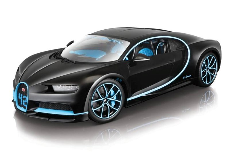 bburago new 1 18 bugatti chiron 42 edition. Black Bedroom Furniture Sets. Home Design Ideas
