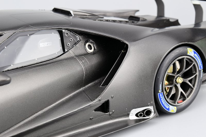 The Team Is Replicated The Metal Plate Surround Of The Side Exhaust Ports On Either Side Though They Are Not Metal The Look Here Is Very Authentic