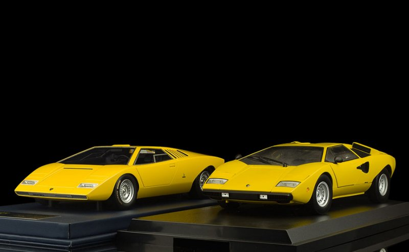 Review Looksmart Lamborghini Countach Lp5000 Prototype Diecastsociety Com
